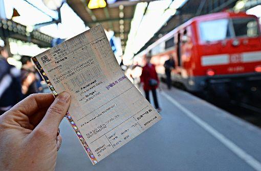Fast 300 Reisebüros verkaufen keine Zugtickets mehr