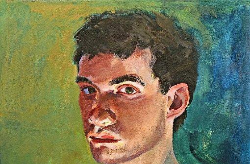 Patrick Angus Untitled (Self-Portrait), 1980er-Jahre  Foto: © Douglas Blair Turnbaugh