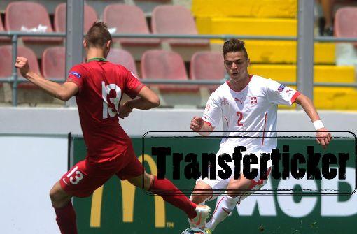 Samir Bajrami spielt beim FC Zürich vor
