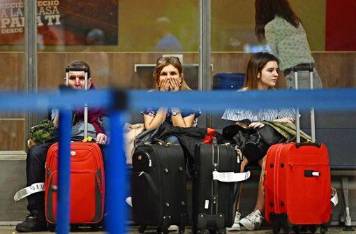 Trübe Aussichten für Ryanair-Passagiere
