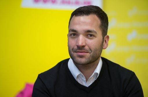 Konstantin Kuhle blickt optimistisch auf die Jamaika Verhandlungen. Foto: dpa