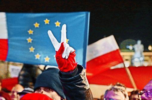 """""""Polen gefährdet die europäische Idee"""""""