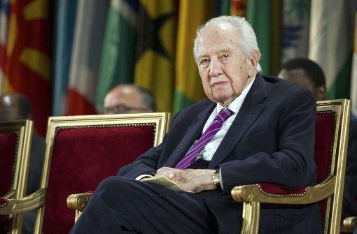 Ex-Präsident Mario Soares gestorben