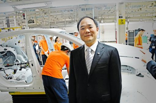 Geely-Chef will  bei Daimler einsteigen