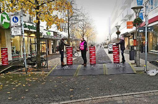 Zufahrtssperren: Alternativen zu Betonklötzen gibt es schon jetzt