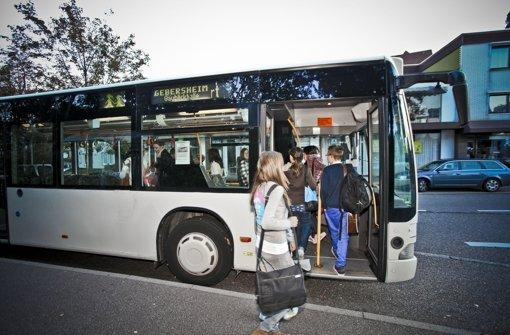 Bus Foto: Peter-Michael Petsch