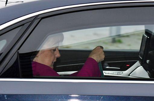 Angela Merkel will offenbar auf Parteivorsitz verzichten