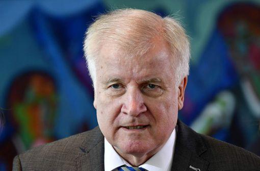 Innenminister Horst Seehofer (CSU) ist erneut in die Kritik geraten. Foto: AFP