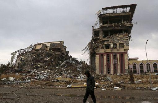 Irakische Armee erobert Ostteil vollständig zurück