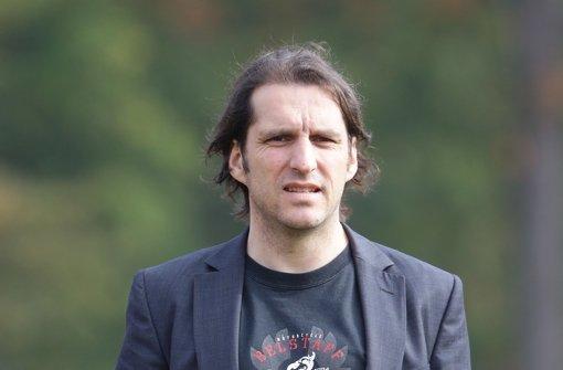 Schlüssige Strategie,  klares Konzept: Kickers-Sportdirektor Michael Zeyer Foto: Baumann