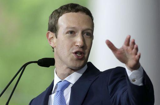 Britischer Ausschuss lädt Facebook-Chef Zuckerberg vor