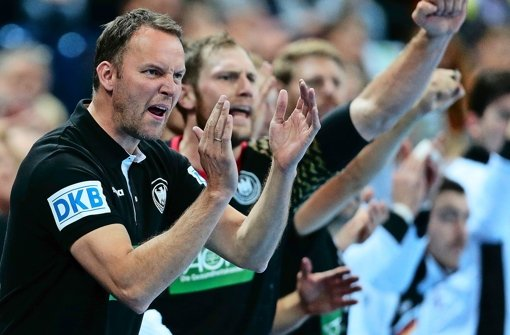 Sieht die personelle Krise im deutschen Team als Herausforderung: Handball-Bundestrainer Dagur Sigurdsson. Foto: Getty