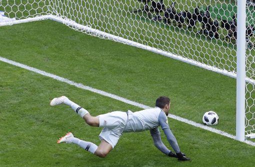 Fifa wertet Pogba-Treffer nachträglich als Eigentor