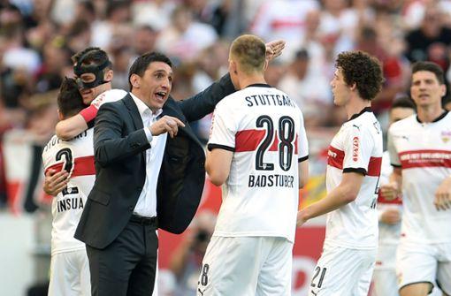 Präsident Dietrich voll des Lobes über Trainer Korkut