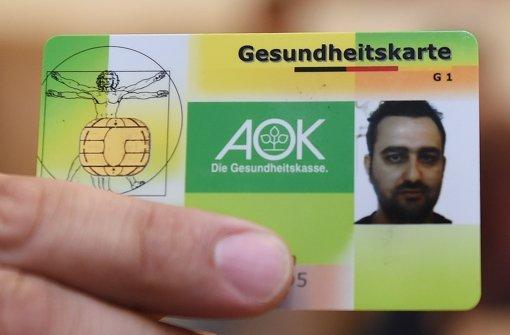 Eine Gesundheitskarte für Flüchtlinge soll es in Baden-Württemberg vorerst nicht geben. (Symbolbild) Foto: dpa