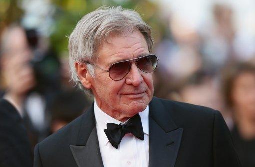 Harrison Ford verletzt sich am Knöchel