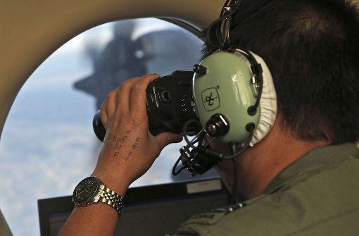 Suche nach vermisstem Flug offiziell eingestellt