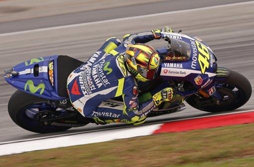 Rossi kann sein Denkmal vergolden