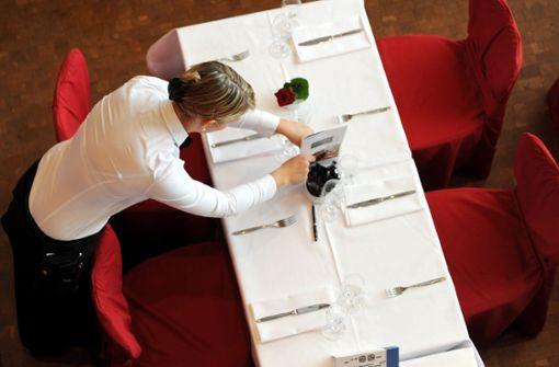 Beschäftigung im Gastgewerbe auf Rekordstand