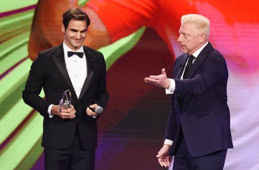 Roger Federer ist Sportler des Jahres