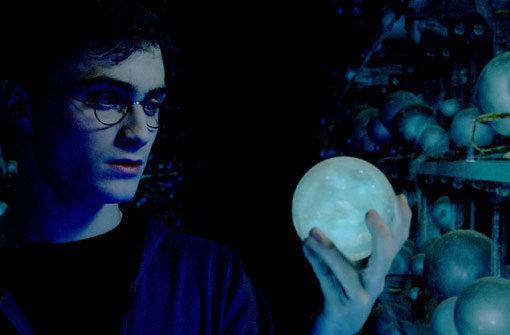 Kennen Sie sich aus in Hogwarts?