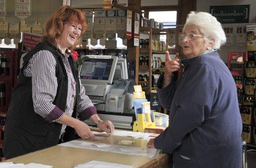Seniorenfreundlicher Service