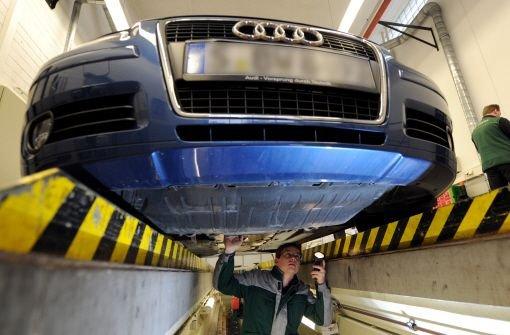 Deutsche Autos halten länger