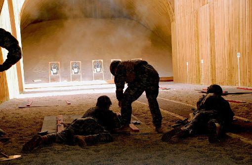 US-Army will mit Bürgern reden