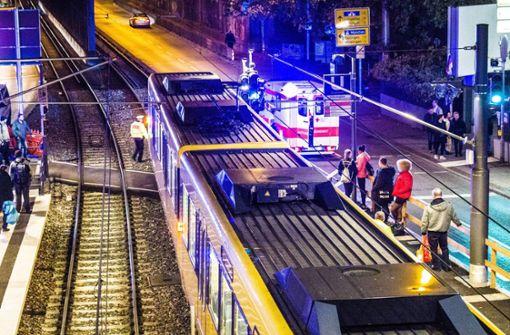 Die Rettungskräfte waren schnell vor Ort, um zu helfen. Foto: 7aktuell.de/Max Kurrer
