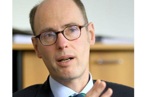 Professor Peter-André Alt leitet die Hochschulrektorenkonferenz. Foto: Tagesspiegel