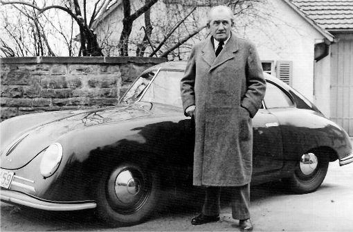 Porsches Geschäfte unterm Hakenkreuz