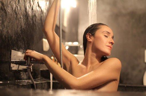 Abgebraust: Welcher Duschtyp sind Sie?