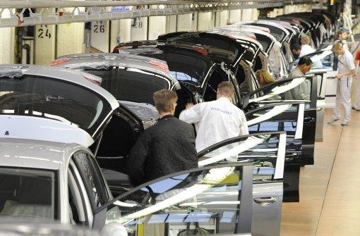 VW spricht wieder mit Zulieferern