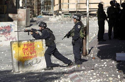 Israel will bei Beschuss nicht verhandeln