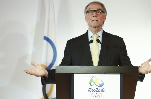 Olympia-Chef wegen Korruptionsverdachts verhaftet