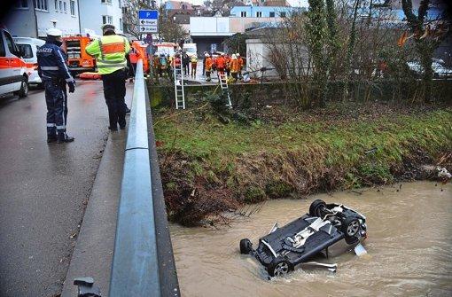 Parken: Spektakuläre Unfälle häufen sich