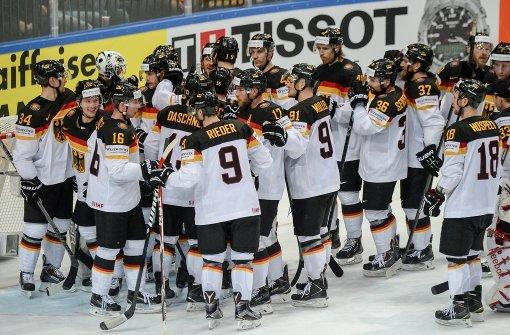 Deutsches Nationalteam trifft im Viertelfinale auf Russland