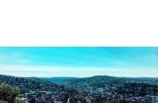 Vom Teehaus hat man beinahe einen 360-Grad-Rundum-Blick in die Stadt, und einen ganz besonders schönen in den Stuttgarter Süden. Foto: Tanja Simoncev