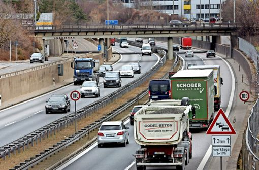 Mäuse bremsen Autobahnausbau