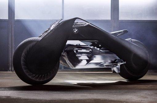 Sieht so das Motorrad der Zukunft aus?