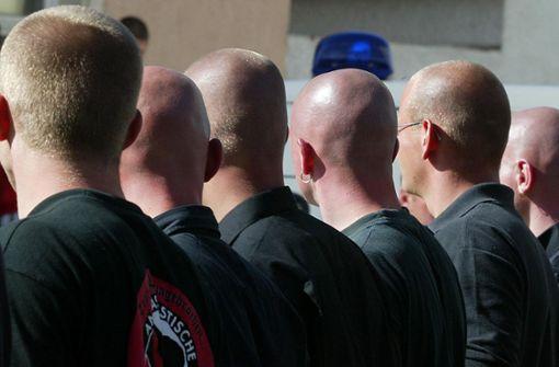 Verfassungsschutz beobachtet Gruppe als Rechtsextremisten
