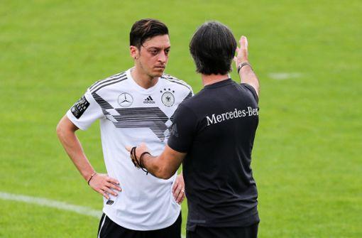 """Comeback von Mesut Özil beim DFB-Team """"kein Thema"""""""