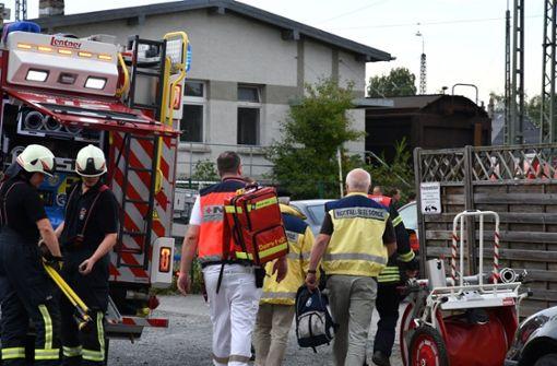 13-Jähriger stirbt nach Stromschlag an Oberleitung