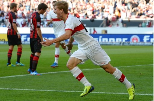 Timo Werner: Note 2,5. Foto: dpa