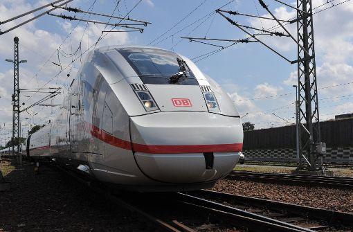 Die vierte Generation der ICE-Züge soll nun auch Namen bekommen. Foto: dpa