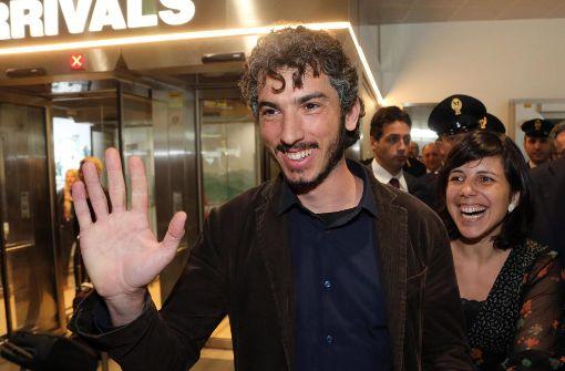 Gabriele Del Grande: Rom kündigt Freilassung an