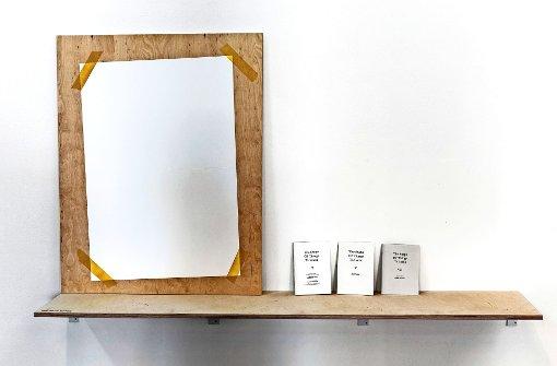 Aktuell bei Parrotta: Neues von Lisa Mühleisen . . . Foto:  Foto: Galerie Parrotta