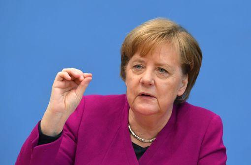 Angela Merkel fordert Russland zur Aufklärung des Giftanschlags auf. Foto: dpa