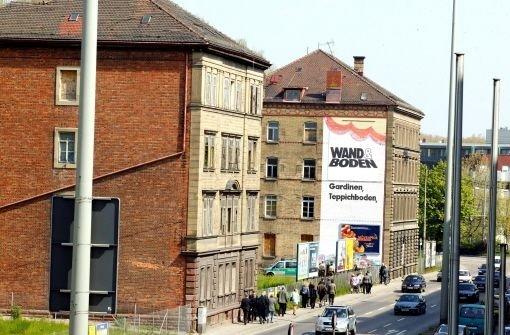 Lange waren die Häuser an der Willy-Brandt-Straße besetzt - danach standen sie leer und verfielen. Daran änderte auch die Tatsache nichts, ... Foto: Kraufmann