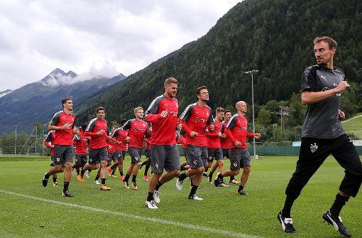 So rüstet sich der VfB für die erste Liga